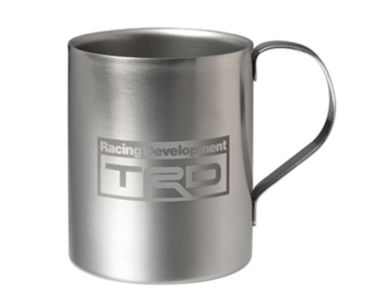 TRD - Stainless Double Mug