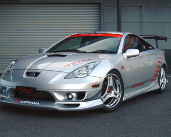 Trial - Try Force Aero Kit - Celica Ver. 1