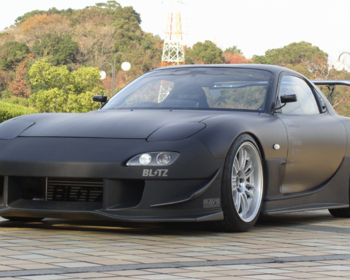 URAS - FD3S RX-7 Front Combination Lamp