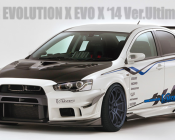 Varis - MITSUBISHI Lancer Evolution X '14 Ver.Ultimate