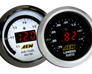 AEM Electronics - Digital Wideband UEGO AFR Gauge