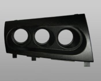 Blitz - Carbon Meter Panel
