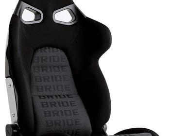 Bride - Cuga HL - Black Logo