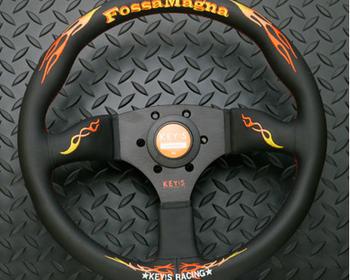 KEY'S Racing - Fossa Magna - Semicone Type - Steering Wheel