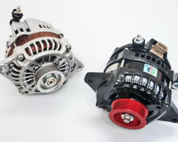 Advance Alternator - Black Alternator