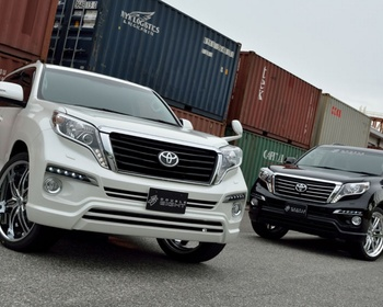 Double Eight - LAND CRUISER PRADO 150
