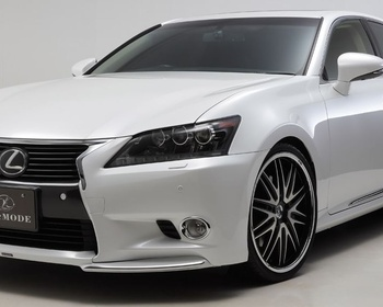 LX-Mode  - LEXUS GS450h/350/300h/250 (10 Early Model) Lineup