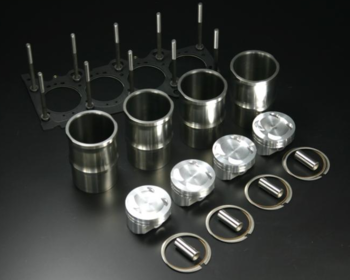 Monster Sport - Bore Up Piston Kit for the HT81S