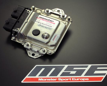 Monster Sport - ECU Reset - Service Only