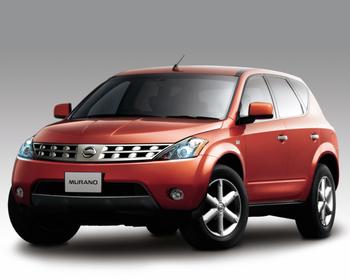 Nissan - OEM Parts - Z50 Murano