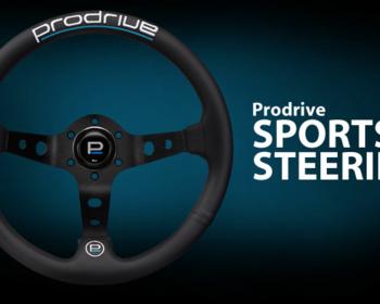 Prodrive Sports Steering Wheel