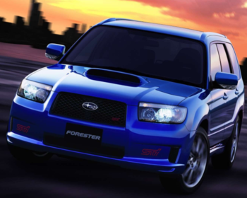 Subaru - OEM Parts - Forester - SG9