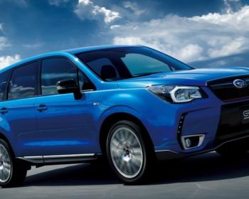 Subaru - OEM Parts - Forester - SJG