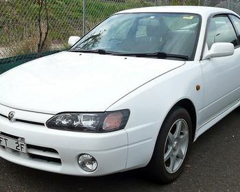 Toyota - Toyota Sprinter Trueno OEM
