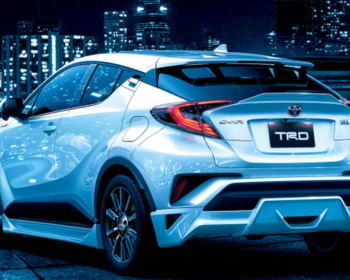 TRD Toyota C-HR Products