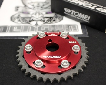 Tomei - Adjustable Cam Pulley