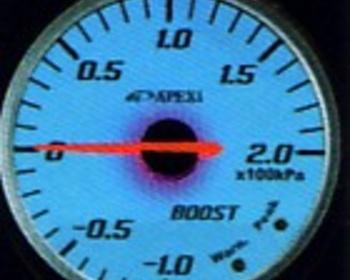 Apexi - EL2 System Meter - Exhaust Temperature