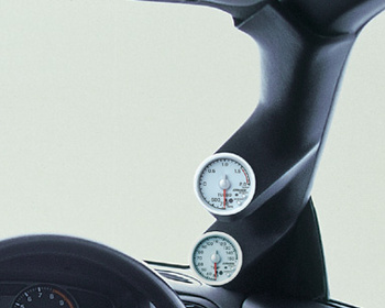 Trust - Greddy - Meter Pillar Mount - Dual 60mm