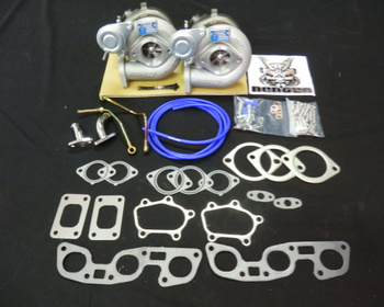 Greddy - Turbo Kit - Skyline GTR - T51 / T61