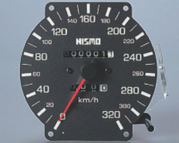 Nismo - 320km Speedometer - R32 GTR
