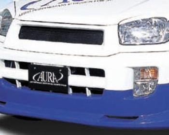 Aura - Front Spoiler