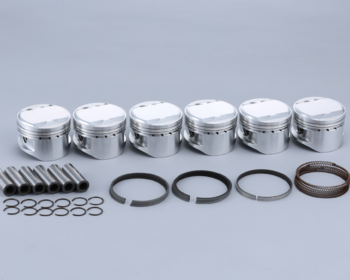 Tomei - Forged Piston Kit - Nissan RB26DETT