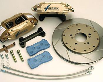 Trust - Grex - Brake System