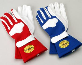 Trust - Greddy - Racing Gloves - Cow Skin