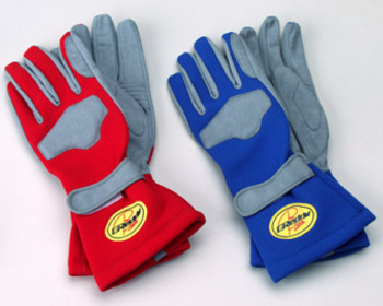 Trust - Greddy - Racing Gloves - Synthetic