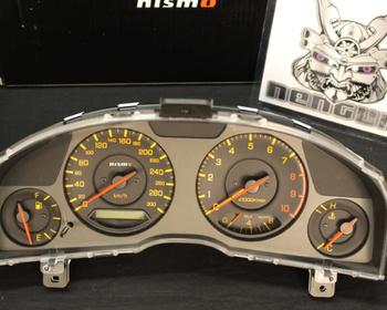 Nismo - Combo Meter - Skyline R34 GTT