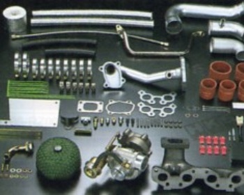 HKS GT Sports Turbo Kit