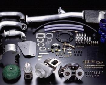 HKS - Turbo Kit - Special Full Turbine Kit
