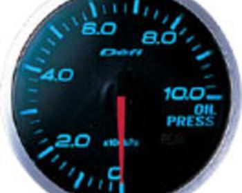 Defi - Link - BF Meter - Boost - Blue