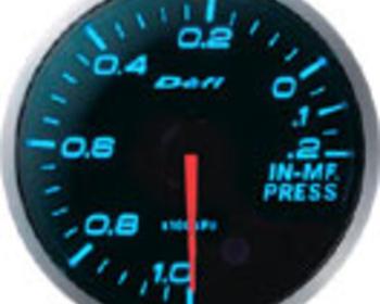 Defi - Link - BF Meter - Intake Manifold - Blue