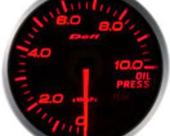Defi - Link - BF Meter - Oil Pressure - Amber
