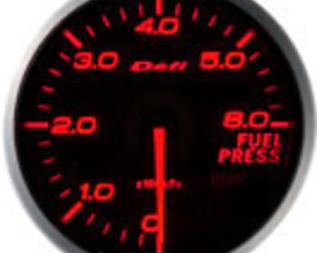 Defi - Link - BF Meter - Fuel Pressure - Amber
