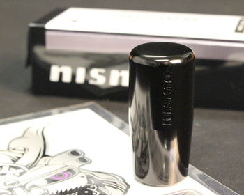 Nismo - Aluminium Black Shift Knob