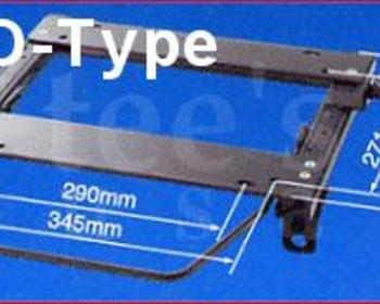 Bride - Rails - MO Type