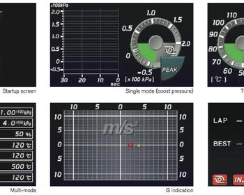 Nismo - Multi Fuction Display - Version II
