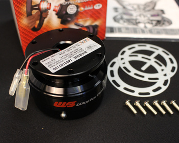 Works Bell - RapFix - Steering Quick Release II