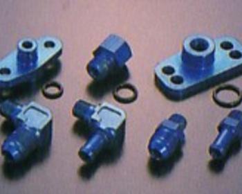 Sard Fuel Regulator Adaptors