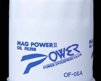 Power Enterprise - Mag II Oil Filter
