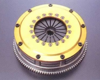 ORC - 609 Series - Twin Plate Clutch - 600ps