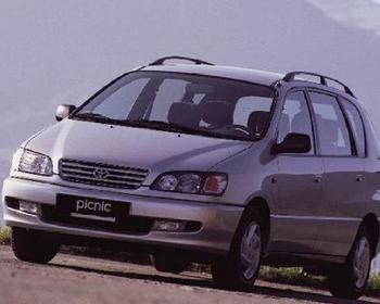 Toyota - OEM Parts - Picnic