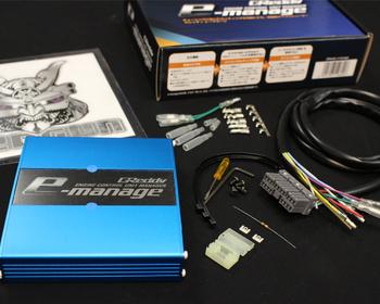 Greddy - E-Manage - Blue