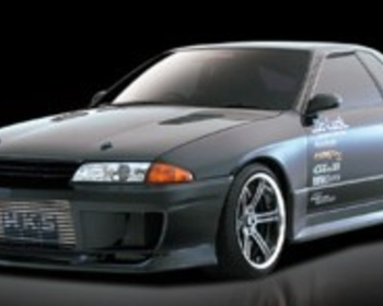 Do Luck - Nissan Skyline R32 GTR T2 Body Kit