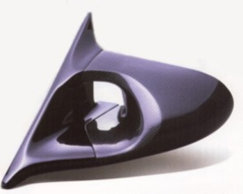 Ganador - Super Mirror - Carbon
