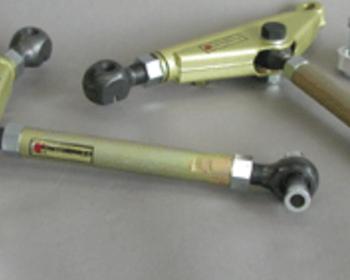 Ikeya Formula - Roll Center Adjuster Lower Kit - Nissan