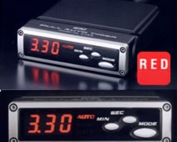 Ultra - Full Auto Timer - Red