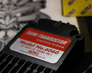 ULTRA - Semi Transistor Ignition System UTI-6000 SII
